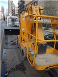Haulotte Star 26 J, 2011, Articulated boom lifts