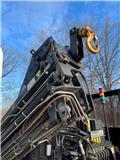 希尔博 300、2005、木材起重机