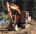 Hitachi UH 07, Crawler Excavators