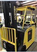 Hyster E 40 HSD, 2008, Reach trucks