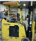 Hyster E 40 HSD, 2016, Reach trucks