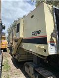 Ingersoll Rand PC 2200, 2002, Finitrici