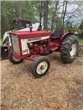 International 504, 1964, Tractors