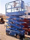 JLG 1532 E, Scissor lifts