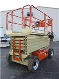 JLG 4069 LE, 2008, Scissor lifts