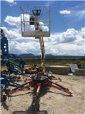 JLG T 350, 2012, Trailer Mounted Aerial Platforms