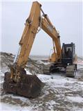 John Deere 160 C LC, 2003, Excavadoras de cadenas
