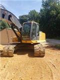 John Deere 200 D LC, 2011, Crawler Excavators