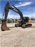 John Deere 290 G LC, 2013, Crawler Excavators
