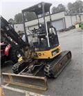 John Deere 35 G, 2014, Mini Excavators <7t (Mini Diggers)