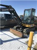 John Deere 50 G, 2016, Mini excavators < 7t