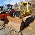 John Deere 555, 1995, Crawler loaders