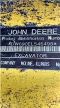 John Deere 690E LC, Delimbers