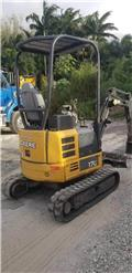 John Deere 7, 2016, Mini Excavators <7t (Mini Diggers)