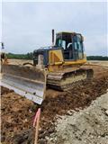 John Deere 700 J LGP، 2007، جرارات تسوية