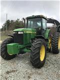 John Deere 7810, 2000, Tractors