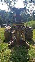 John Deere 843H, 2003, Feller bunchers