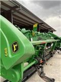 John Deere 893, 2002, Combine harvester heads