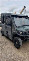 Kawasaki Mule Pro FX, 2018, Todoterrenos