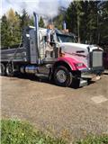 Kenworth T 800 B, 2015, Kipper