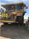 Komatsu HD 785-7, 2012, Artikulētie pašizgāzēji