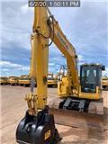 Komatsu PC 138 US LC, 2018, Crawler Excavators