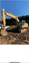 Komatsu PC210LC, 2014, Crawler Excavators