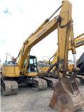 Komatsu PC228USLC-3, 2005, Crawler Excavators
