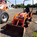 Kubota BX 25 D, 2014, Backhoe loader