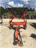 Kuhn SR 110, Rakes and tedders