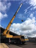 Liebherr LTM 1120, 1992, Mobile and all terrain cranes