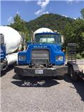 Mack DM690S, 1993, Camiones de concreto