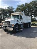 Mack Granite CV 713, 2007, Tipper trucks