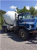 Mack R690S, 1993, Camiones de concreto