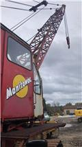 Manitowoc 3500, 1954, Tracked cranes
