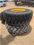 Michelin (4) 20.5R25 TIRES & RIMS, Ban