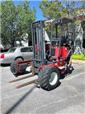 Moffett M5500, 2003, Forklift trucks - others