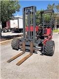 Moffett M5500, 2003, Misc Forklifts