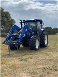 New Holland T 6.180, 2016, Tractors