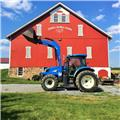 New Holland TS 115 A, 2006, Tractors