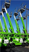 Niftylift SP 34 4x4, 2019, Articulated boom lifts