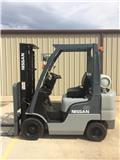 Nissan MP1F1A20LV, 2009, Forklift trucks - others