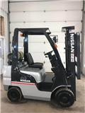 Nissan MPL01A20LV, 2005, Forklift trucks - others