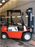 Nissan PJ02A20PV, 2002, Misc Forklifts
