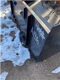 Bucket, Other SKIDSTEER SNOW/OVERSIZE CHIP BUCKET, Buckets