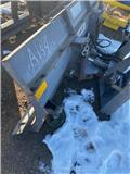 Snow Plow SKIDSTEER SNOWPLOW, Plows