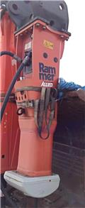 Rammer M 18, Martillos hidráulicos