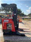 Raymond 730R45TT, 2017, Reach trucks