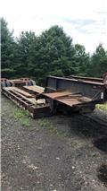 Rogers, 1972, Flatbed/Dropside semi-trailers