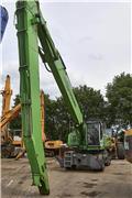 Sennebogen 830EM, 2015, Waste / Industry Handlers
